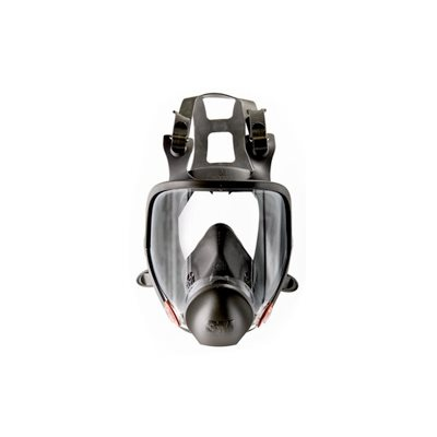 3M Full Facepiece 6000 Series Large