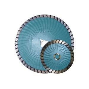 18008 - 4 1 / 2 X .085 X 7 / 8 SHOCKWAVE BLUE TURBO