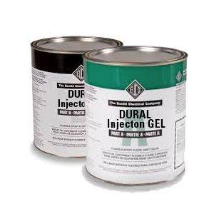 Dural Injection Gel 4 gal. case