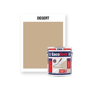 GacoDeck Top Coat - Desert- Gallon