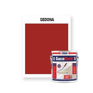 GacoDeck Top Coat - Sedona- Gallon