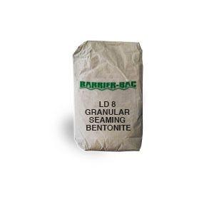 LD 8 Granular Seaming Bentonite (M999CR1) 50 lb paper bag