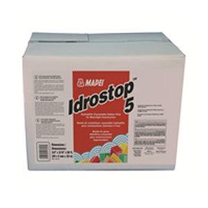 """Idrostop 5 3 / 4"""" X 3 / 16"""" x 65' ROLL"""