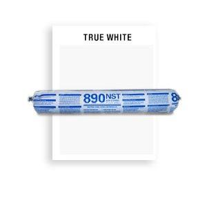 890 NST - SSG-345-Tru-White SSG Non-Staining, Ultra-Low Modulus Silicone Sealant-20 oz sausage