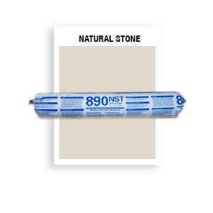 890 NST SSG-565-Natural Stone SSG Non-Staining, Ultra-Low Modulus Silicone 20 oz sausage