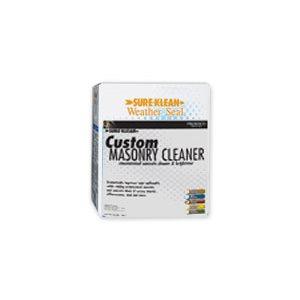 Custom Masonry Cleaner