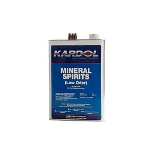 KARDOL MINERAL SPIRITS 1GAL CAN
