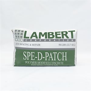 LAMBERT SPE-D-PATCH 50 LB BAG - CALL FOR PRICING